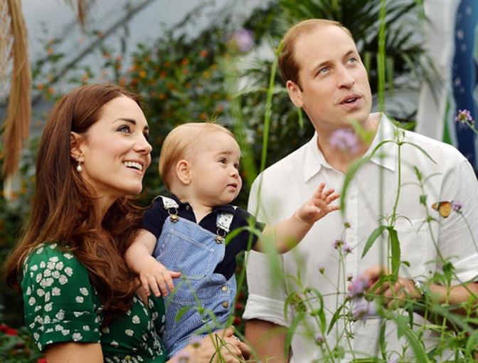 Công nương Kate có bầu con thứhai