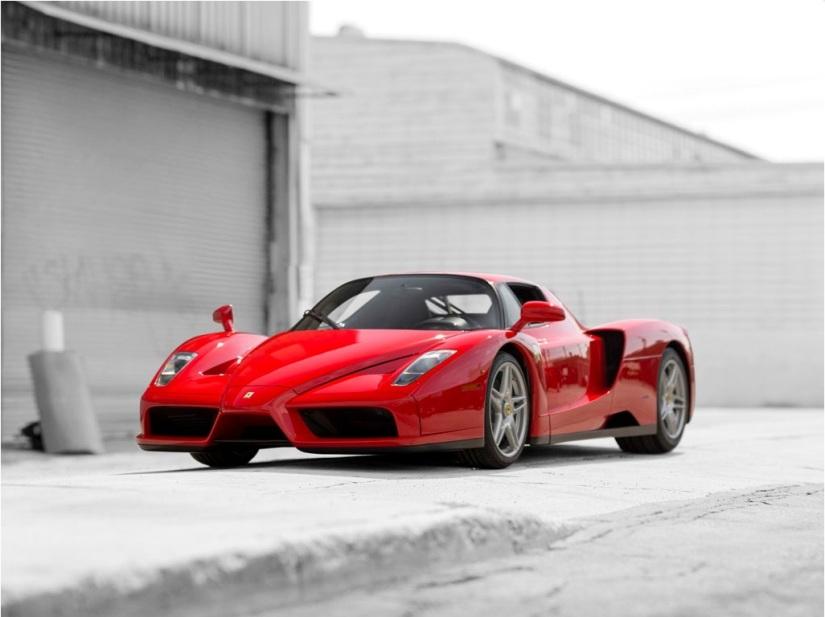 Bên trong chiếc Ferrari 6 triệu đô cógì?